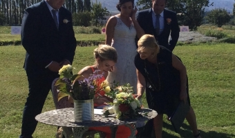 Barbara Frew - Wedding Celebrant